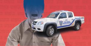 Apresan dos personas por amenazar de muerte a patrulla policial en Mao
