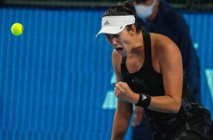 Muguruza clasificada para las finales WTA
