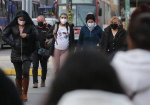 Chile sumó más de 2.000 casos de covid-19 por segundo día consecutivo