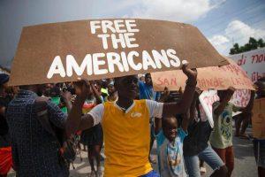 Se cumple una semana del secuestro de misioneros en Haití sin datos oficiales