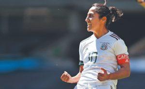 Mónica Vergara elogia la agresividad y resiliencia de México ante Argentina