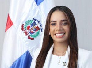 (VIDEO) Betty Gerónimo se queja de trato a dirigentes del PRM en actividad encabezó Abinader