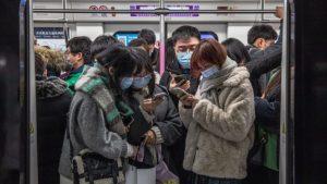 China detecta 39 nuevos casos de covid, 35 de ellos por contagio local