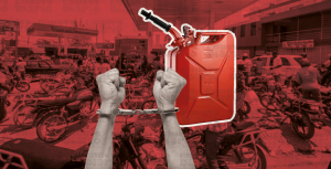 Detienen a un agricultor por supuesto contrabando de combustible hacia Haití