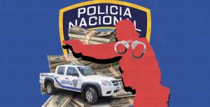PN captura a uno de los presuntos autores del asalto a empresa envío de valores en Hato Mayor