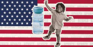EE.UU. eximirá a niños del requisito de vacunación para entrada aérea al país
