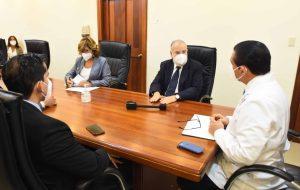 Ministerios se reúnen para  fortalecer el sistema sanitario dominicano