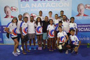 Nadador César Cielo visita el país de la mano de Making Waves Academy