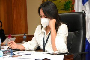 Faride Raful explica porqué no ha firmado propuesta de senadores que eliminaría exoneraciones