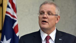 Australia se compromete al objetivo de emisiones netas neutras para el 2050