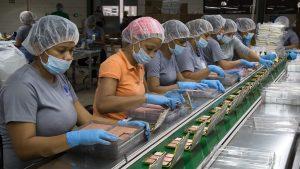 Exportaciones de Zonas Francas aumentan 26.6% durante enero-septiembre