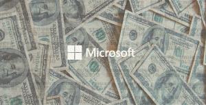 Microsoft gana 20.505 millones entre julio y septiembre, un 48 % más