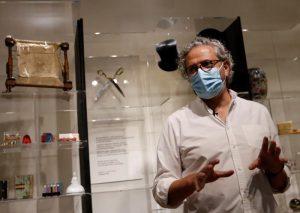 El Museo del Objeto de México conecta fragmentos literarios con 800 piezas