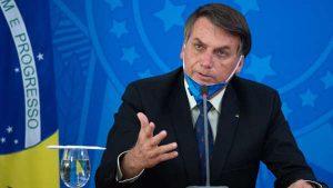Bolsonaro pide al Supremo rechazar pedido para bloquear su acceso a redes