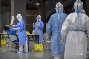 China detecta 39 nuevos casos de covid, 23 de ellos por contagio local