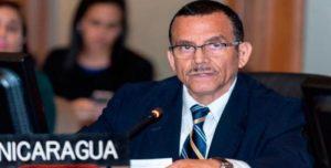 Nicaragua nombra a un periodista como su nuevo embajador ante la OEA