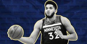 Towns guía a Minnesota con 25 puntos; Horford logra doble-doble y Duarte anota 14 en la NBA
